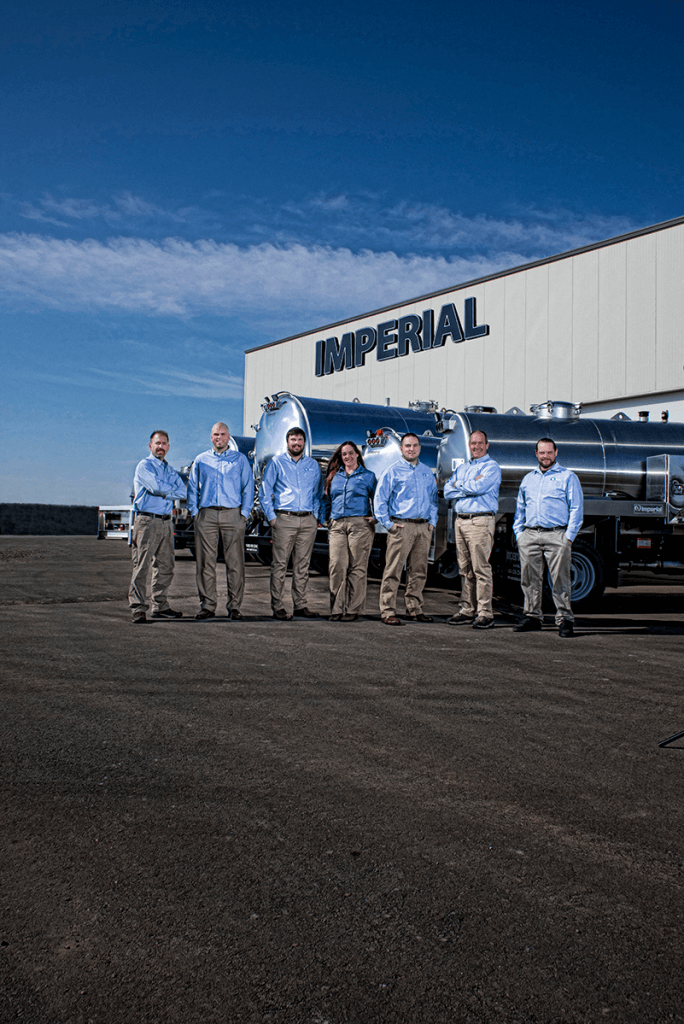 Commercial Team Photo