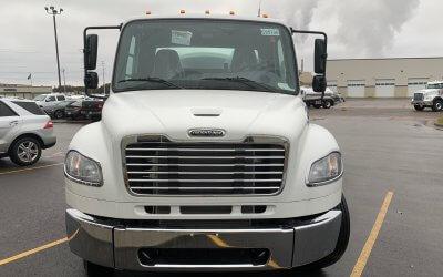 2020 Freightliner M2 2500 Gallon Aluminum Tank